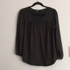 Lucky Brand Knit Shirt Sz S